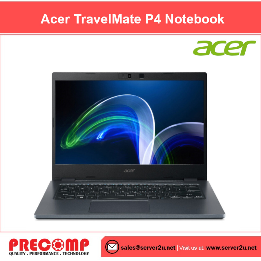 Acer TravelMate P414-51-785A Notebook (i7-1165G7.8G.512GB)