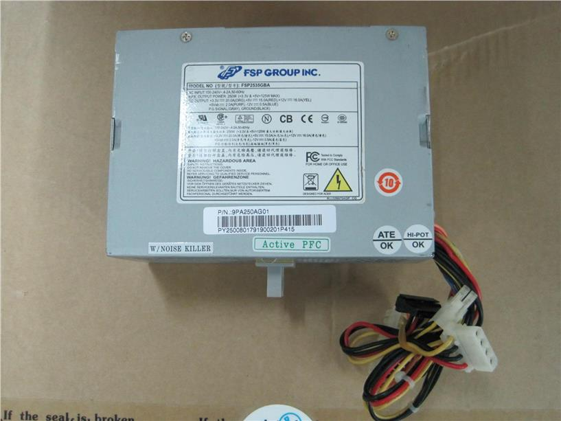 Acer Veriton 2800 Power Supply 250W 250Watt PSU FSP2535GBA 9PA250AG01
