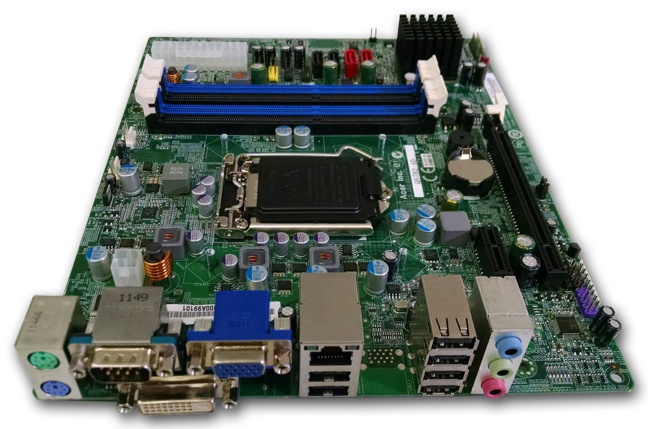Acer Veriton X6610G MotherBoard s1155 DDR3 MBVCH07001 MB.VCH07.001
