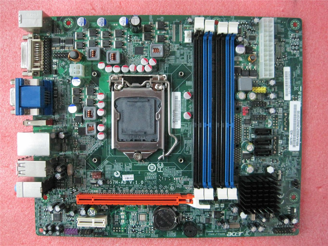 Acer Veriton X680G Intel Display (Onboard) Descargar Controlador