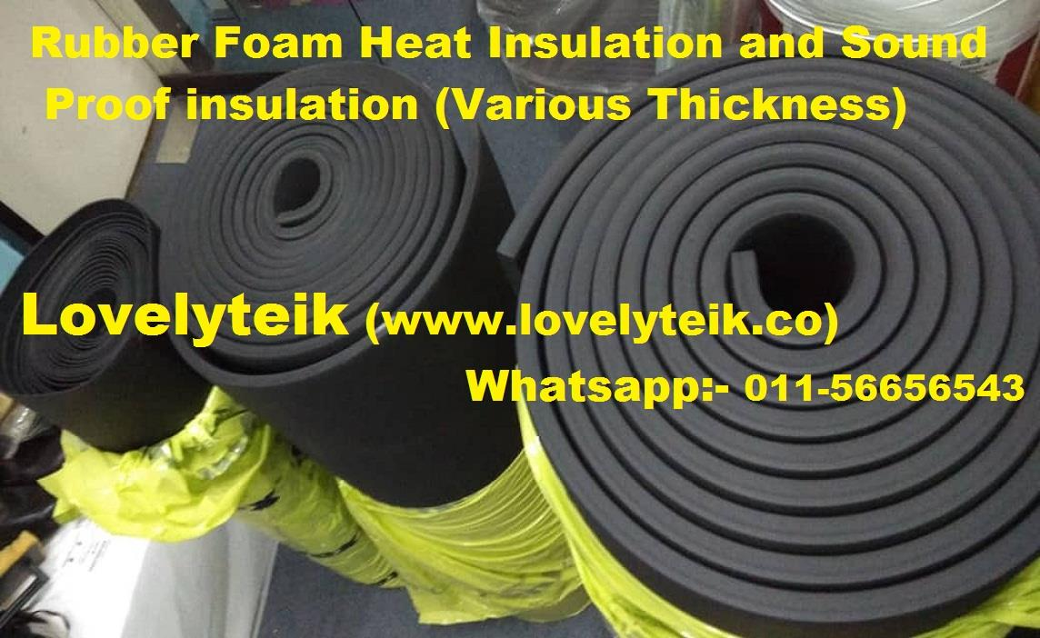 Acoustic Sound Proofing  Noise Control  Elastomeric Insulation Rubber