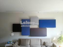 Acoustic treatment arts panels manufacturer supply & install