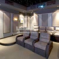 acoustic treatment control the bass sound traps theater room