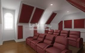 Acoustic Wall sound proof home theater Malaysia