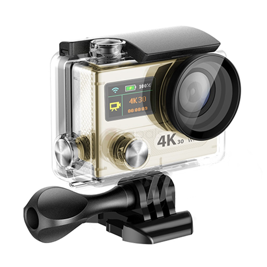 Best Action Cameras 2020 Action Camera   EKEN H8R 4K WIFI Be (end 11/15/2020 7:02 PM)