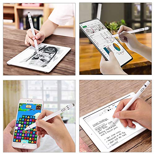 Active Stylus Digital Pen for Touch Screens,Compatible for iPhone 6/7/8/X/Xr i