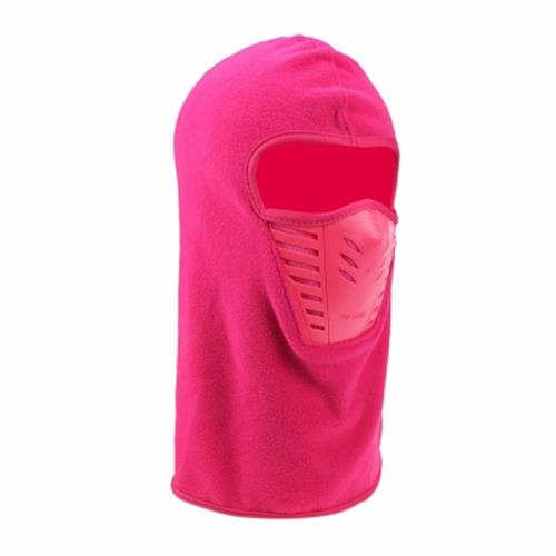 ACTIVE WEAR COLD WEATHER MASK FOR MEN AND WOMEN PINK