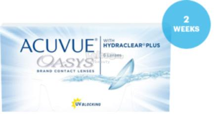 ACUVUE OASYS with HYDRACLEAR PLUS 2 (end 10 6 2019 4 23 PM) 9b30e5df03