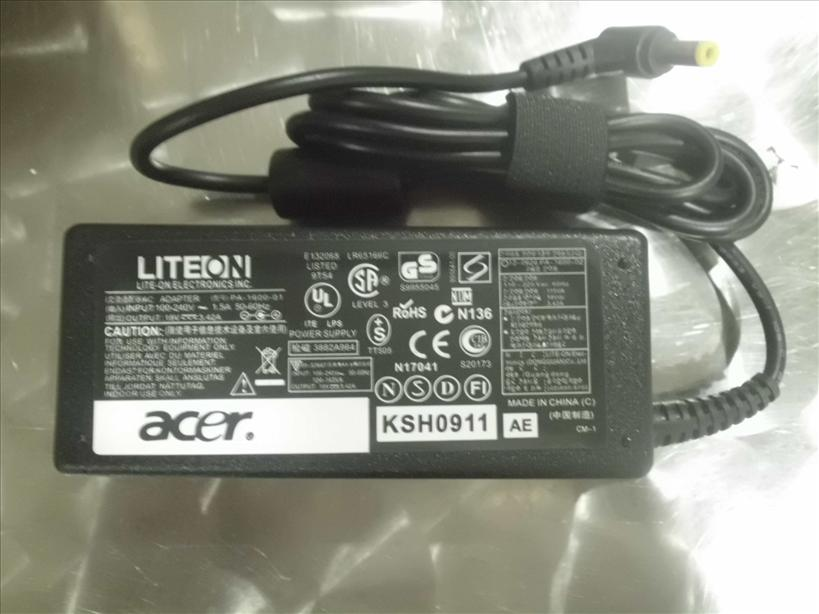 Adapter Charger Acer Aspire