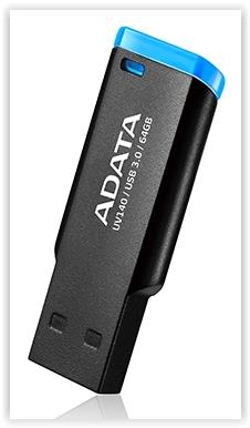 ADATA USB3.0 FLASH DRIVE UV140 BLUE 32GB