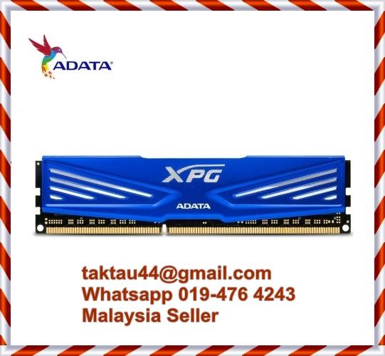 Adata XPG 8GB DDR3 1600Mhz PC3-12800 Heatsink Desktop PC Gaming RAM
