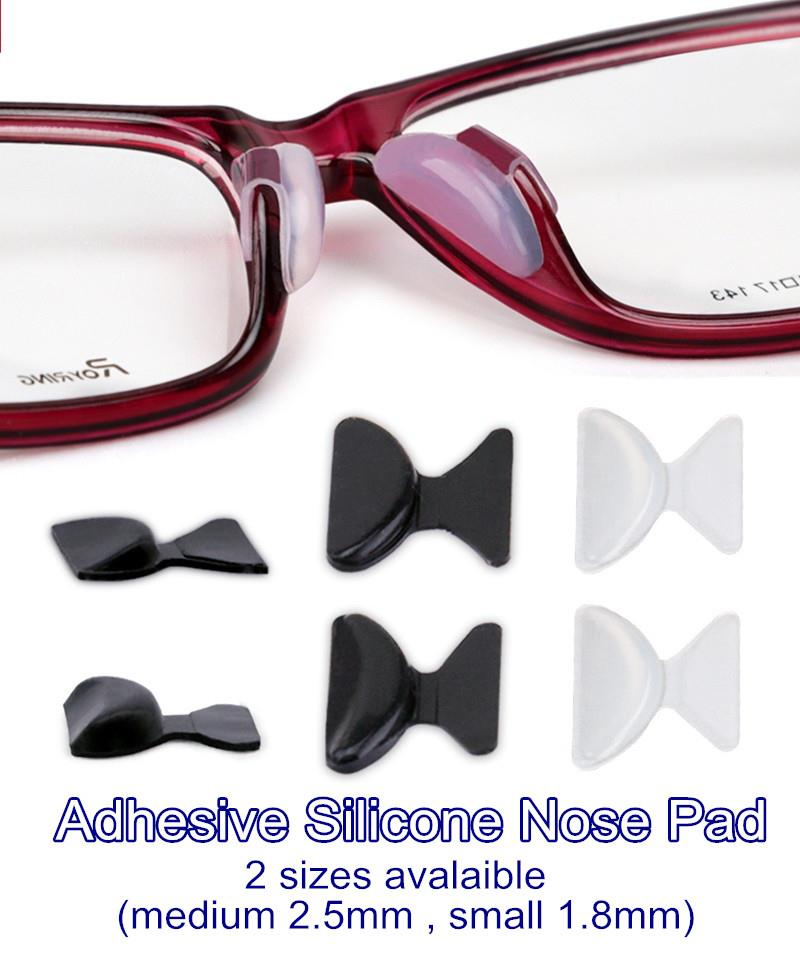 Adhesive Silicone Nose Pad (1 set f (end 1/10/2019 12:15 AM)