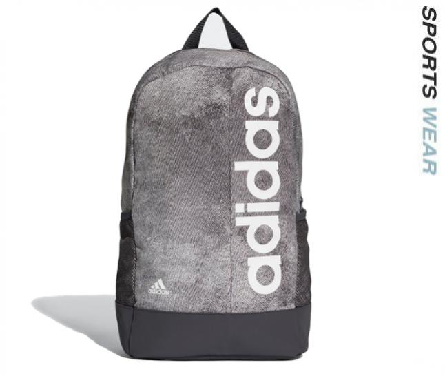 Adidas Linear Performance Backpack - Grey CF3414 -CF34-14. ‹ › 3330516bd930c