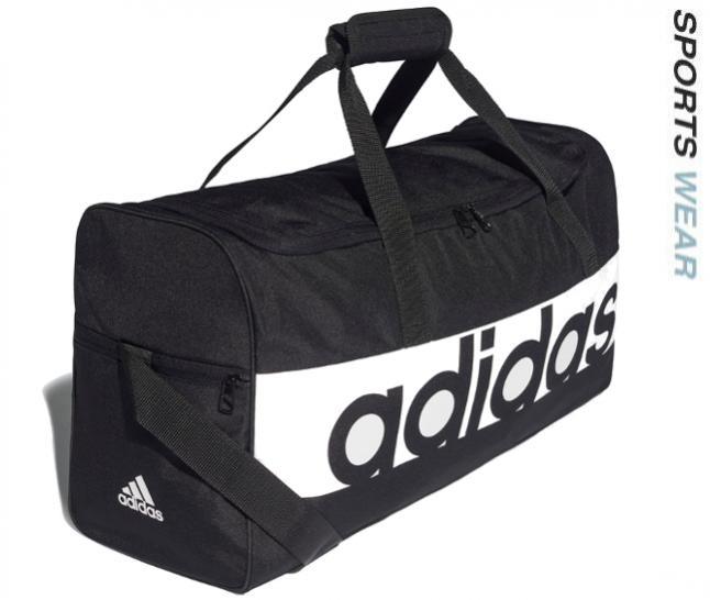 Adidas Linear Performance Duffel Bag Medium - Black S99959 -S999-59 0c2a226a0f1e1