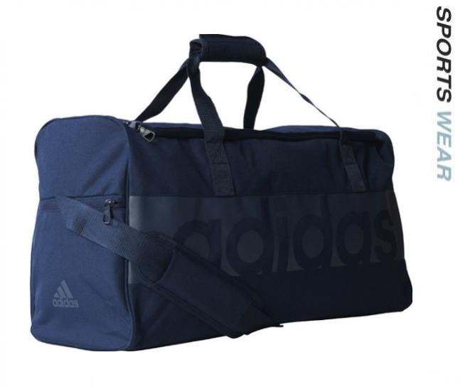 949b2f3257 Adidas Linear Performance Teambag Medium - Navy BR5073 -BR50-73
