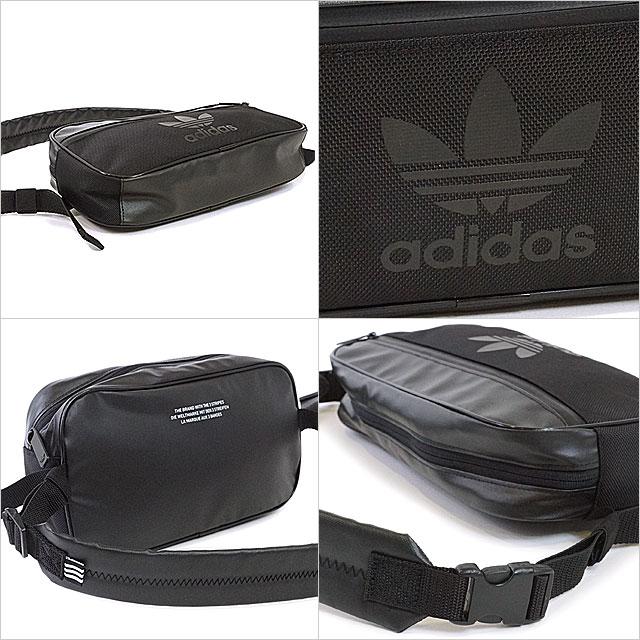 7d0e4ab39 adidas Men Women Waterproof Crossbody Sport Bag Sling Waist Pouch Beg