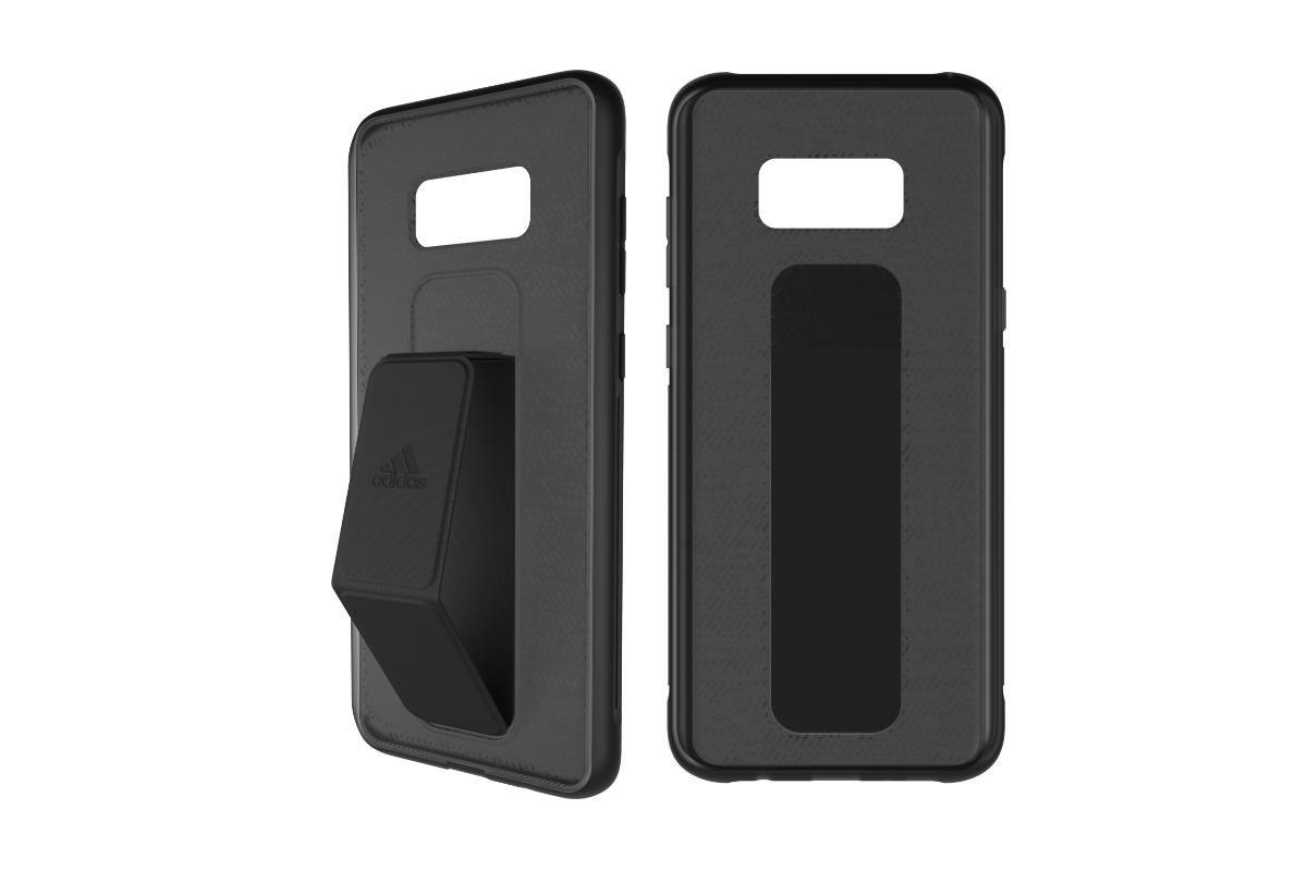 new concept b70ec 1bfc4 adidas Sport Performance Grip Case for Samsung Galaxy S8 Plus