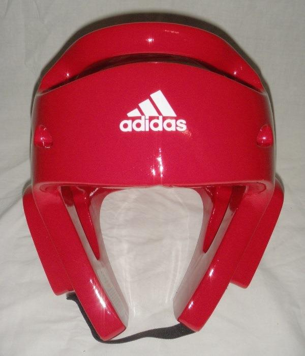 Adidas Taekwondo Karate Silat Head Gear Protector Face Protection