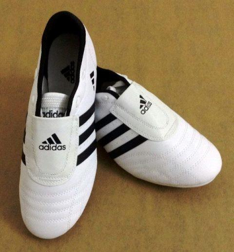 promo code 5802c 28632 Adidas Taekwondo Karate Silat Kungfu Boxing Protection Foot Shoes Shoe. ‹ ›