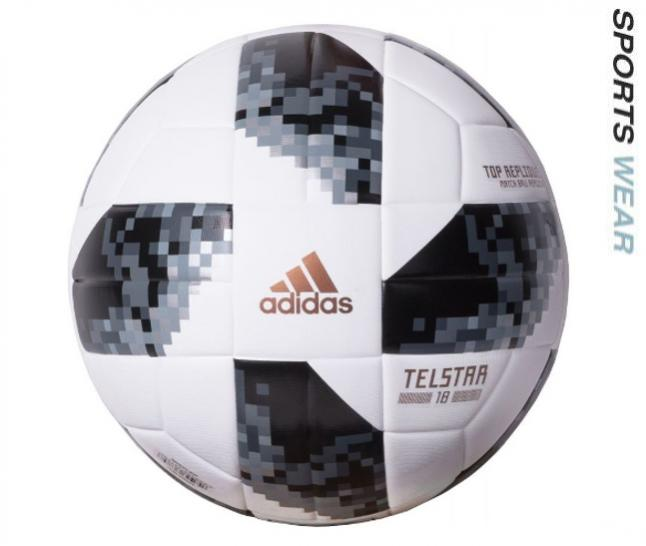 Adidas Telstar World Cup 2018 Football -  White/Black CE8091 -CE80-91