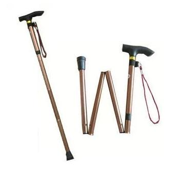 Adjust Foldable Walking Stick / Walking Aid FS520