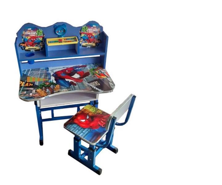adjustable cartoon spidermanfrozencar study desk chair for children