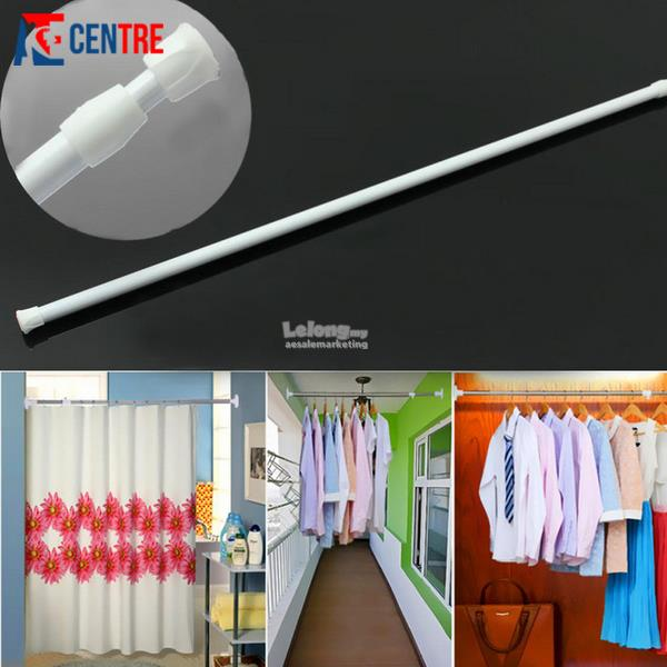 Adjustable Curtain Rod ( 60cm ~ 110cm )
