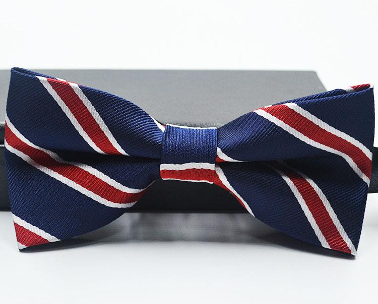 Adjustable Neck Bow Tie 026