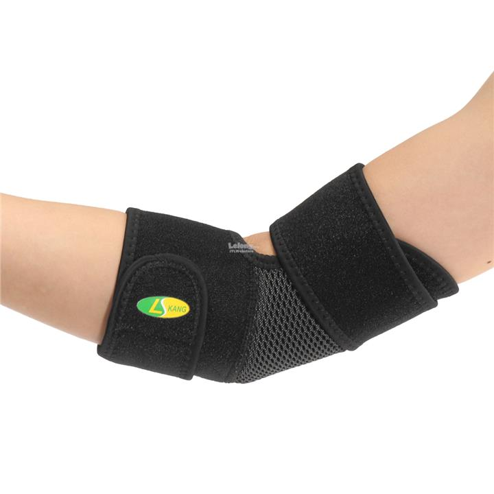 Adjustable Neoprene Elbow Brace Wrap Arm Support Strap Band For Tennis
