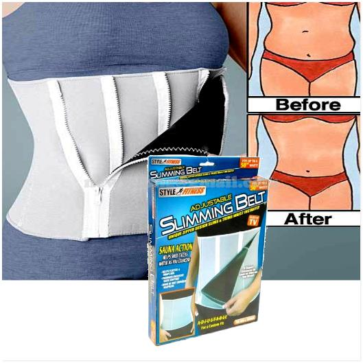 Adjustable Slimming Back Support Aid Belt Brace Slim Stomach Shape ABS