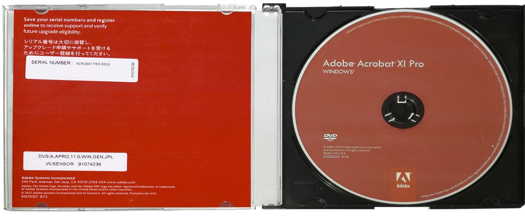 adobe acrobat 11 full version
