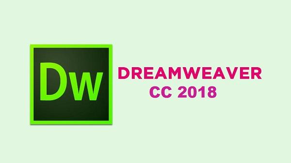 Adobe Dreamweaver CC 2018 (MAC)