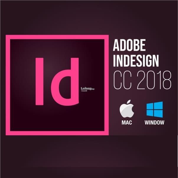 Adobe InDesign CC 2018 for win/mac