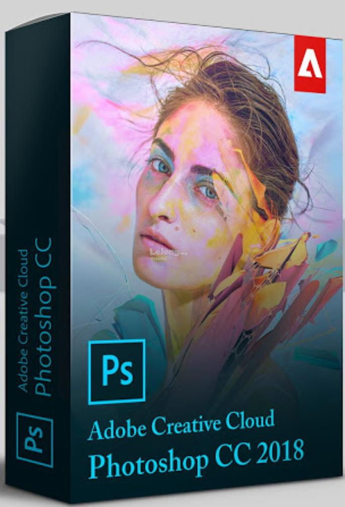 Adobe Photoshop CC 2018 (Win)