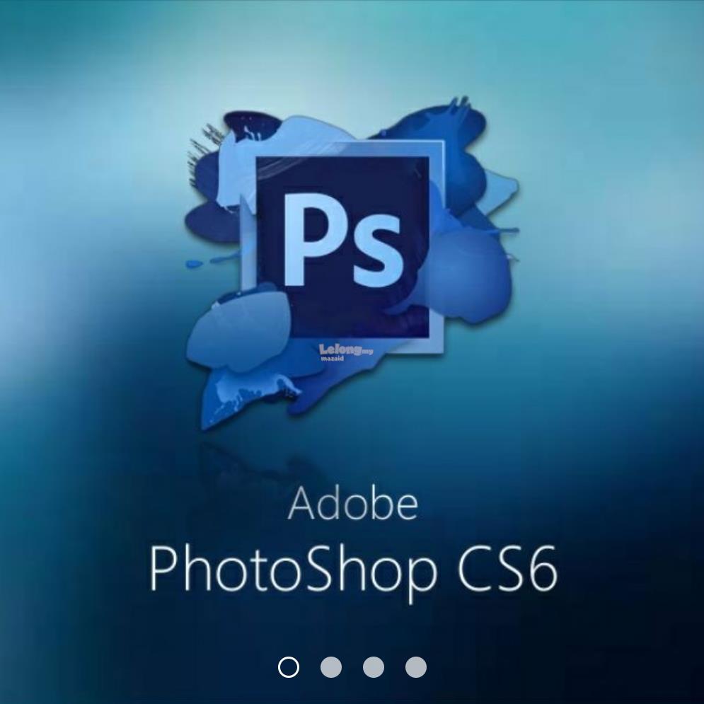 Adobe Photoshop CS6 for win/mac