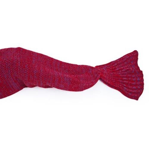 ae06ecb453 ADULTS KNITTED MERMAID TAIL BLANKE (end 12 25 2020 12 00 AM)