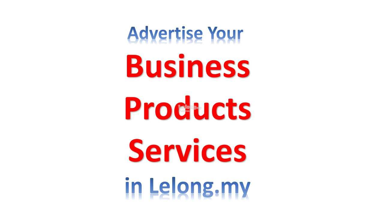 advertise my services