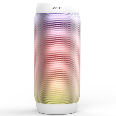 AEC BQ - 615 PRO Colorful LED Lights Wireless Bluetooth 3.0 HIFI Stere..