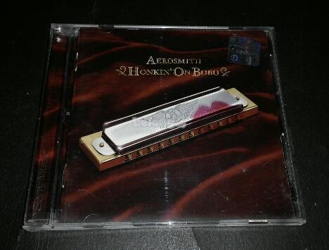 AEROSMITH - HONKIN ON BOBO CD