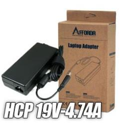 AFFORDA ADAPTER NOTEBOOK FOR HP 19V-4.74A(4.8*1.7)