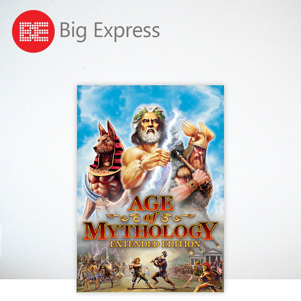 Age of Mythology Extended Edition [Digital Download] - Big Express