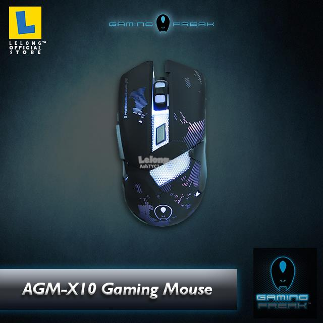 AGM-X10 Gaming Mouse