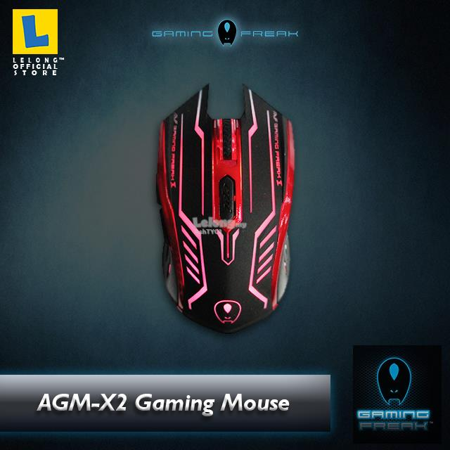 AGM-X2 Gaming Mouse