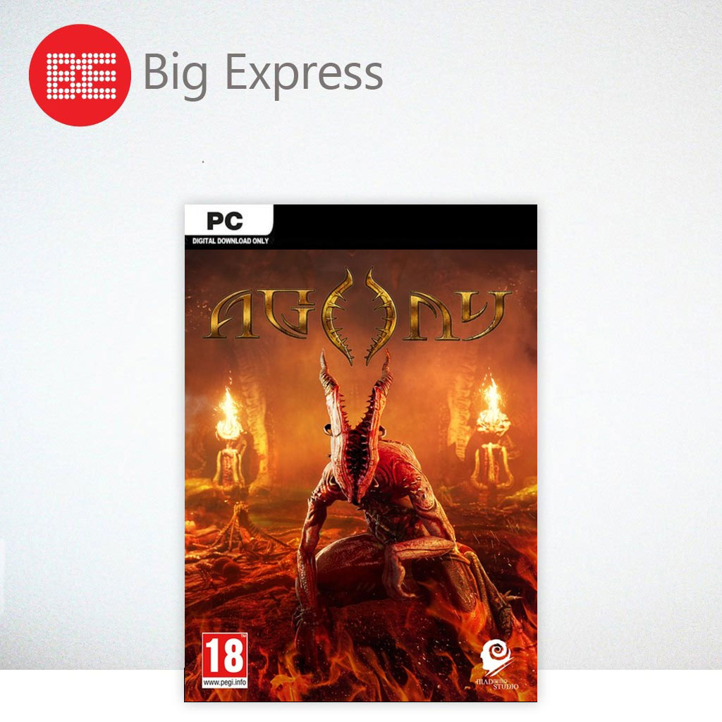 Agony UNRATED [Digital Download][PC OFFLINE] - Big Express