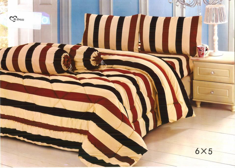 Ai Zhou Original 5 In 1 Bed Sheets (king Size Bedsheet)