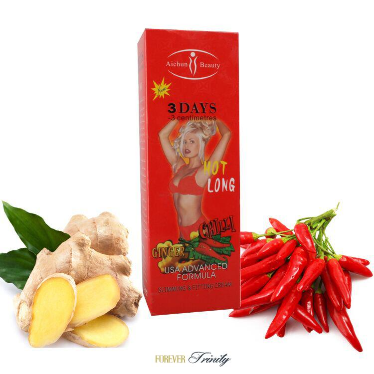 Aichun Ginger & Chilli 3 Day Slimming Cream