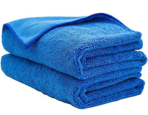 AIDEA Microfiber Drying Towel, Cleaning Cloths, Scratch-Free, Strong Water Abs