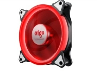 AIGO Casing Fan 12CM ECLIPSE LED (12-RD) RED