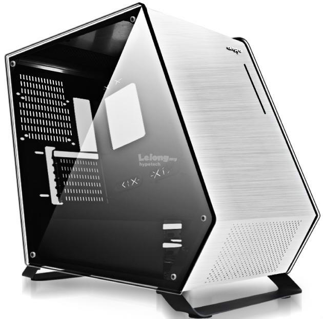 Aigo Wing ATX Full Window Chassis (Silver)