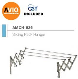 AIMER MALAYSIA AMCH-636 STAINLESS STEEL SP SLIDING RACK HANGER